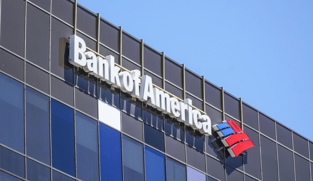Bank of America Nearby
