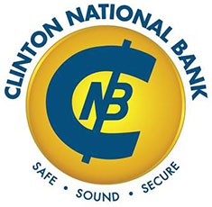 Clinton National Bank - safe, sound, secure
